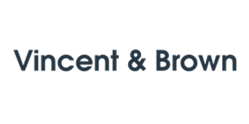 Vincent and Brown logo